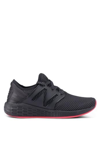 New Balance black CRUZ V2 Reflective Future Sport Shoes 2C865SHD98DC89GS_1