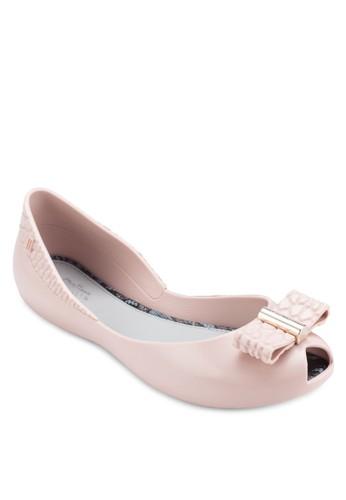 Queen + esprit outlet 家樂福Jason Wu 蝴蝶結平底鞋, 女鞋, 鞋