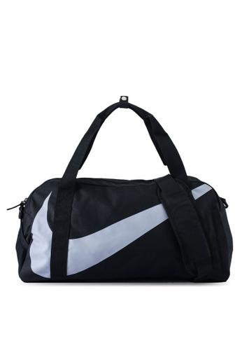 Nike black Gym Club Bag 2B853KC674E240GS_1