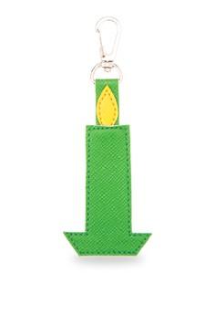 Candle Keychain/Bagcharm
