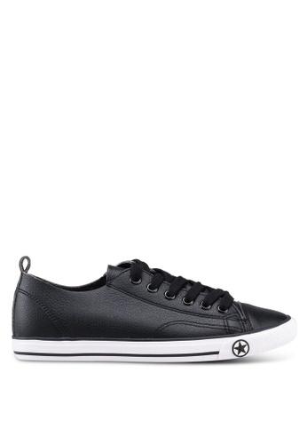 Twenty Eight Shoes 黑色 經典運動鞋 DAB1FSH05EF509GS_1