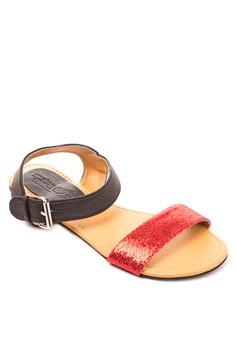 Hana Flat Sandals