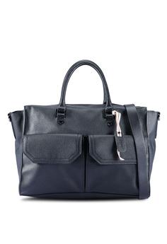 ESPRIT black Plain Handbag 3A16BACAFE5446GS 1 5d29a4fe20dd6
