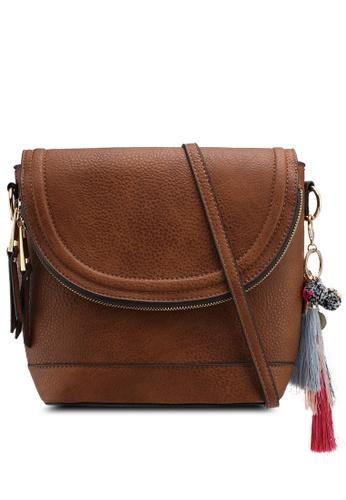 Aldo Brown Derovina Handbag 7482faca3af0a4gs 1