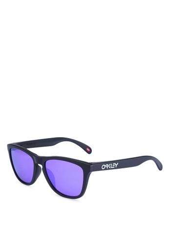 Oakley black Frogskins™ OO9245 Sunglasses 2A3E9GL773FE83GS_1