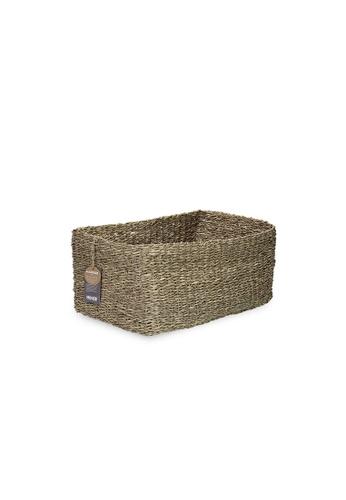 HOUZE ecoHOUZE Seagrass Storage Basket (Medium) EBFD2HL6910ED1GS_1