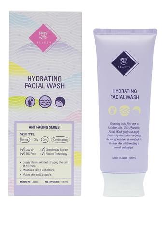 Happy Skin purple Happy Skin Beauty Hydrating Facial Wash 83C10BEA7B63DDGS_1
