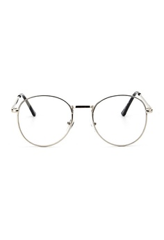 b769b727fbb6 Elitrend silver Retro Metal Glasses with Silver Frame 56146GL5D07505GS 1