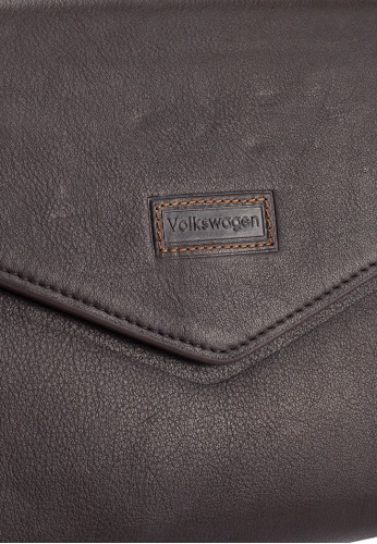 Volkswagen brown Genuine Leather Clutch Bag 11165AC27168ABGS_1