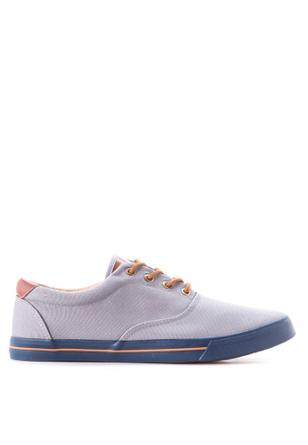 H2Ocean grey Clancy Sneakers H2527SH97QNEPH_1