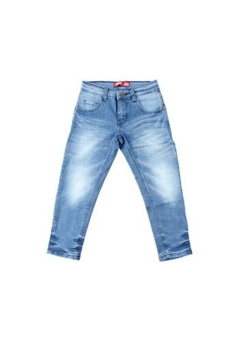 Pingu blue Pingu - Celana Jeans Panjang Anak Laki-Laki 92500611 14F15KA573B67CGS_1