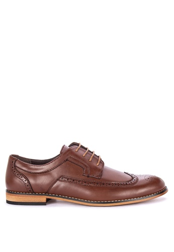 Preview brown RJ Formal Shoes 93C08SH114509EGS_1