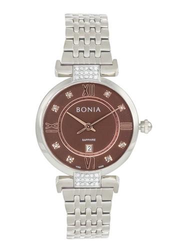 BONIA silver Bonia B10356-2343 - Jam Tangan Wanita - Silver 1D607ACCADB14CGS_1