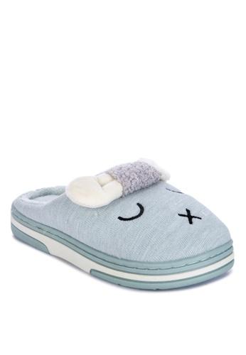 Appetite Shoes grey Kid's Bedroom Slippers E1C65KSA7C55D7GS_1