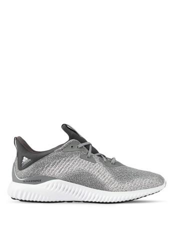 adidas grey adidas alphabounce em m AD349SH0WDKTID_1
