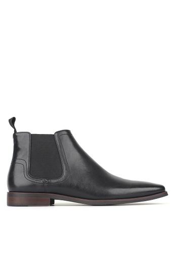 Betts black Castle Chelsea Boots 9BE3CSHEE13FF4GS_1