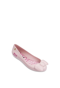 b32283aa5 17% OFF Melissa Melissa Space Love Hello Kitty Ad Ballerinas S$ 125.00 NOW  S$ 103.90 Sizes 6 7 8 9