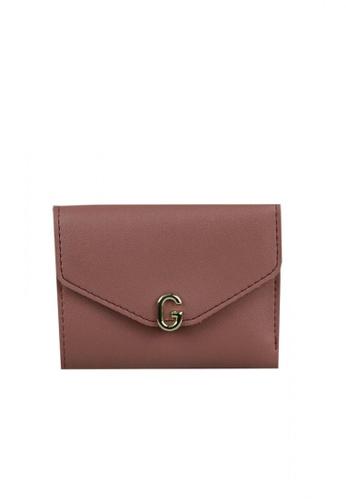 DNJ pink Lady G Wallet with Card Holder DN487AC0JI08PH_1