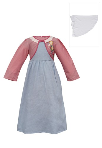 ODAIBA blue Muslim Anak-ODM 68 1/4 B 04407KA8ED3409GS_1