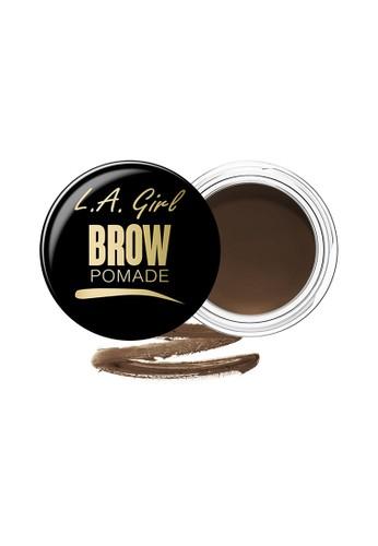 L.A Girl brown LA Girl Brow Pomade Soft Brown 1D06DBEA5904EFGS_1