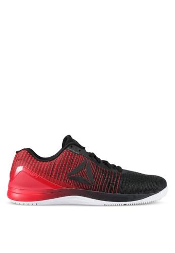 Reebok black and red Reebok Crossfit Nano 7 Shoes RE691SH0S9Z4MY_1