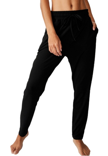 Cotton On Body black The Lounge Pants 0ED7BAA986C7AAGS_1