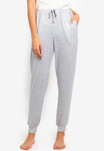Dorothy Perkins grey Grey Loungewear Jogger Pants 2BBDDAAF8C1EB2GS_1