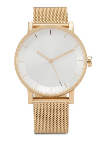 Adidas gold adidas originals District M1 Watch 1BF97ACBDB5BE5GS_1