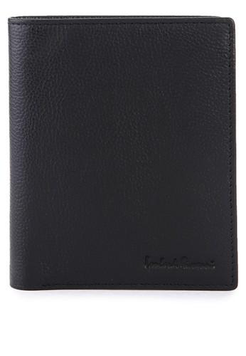 LOMBARDI GIOVANNI black Vertical Bifolds Wallet B5F34ACFFD5782GS_1