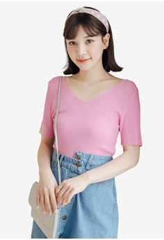 b552f9a58ba573 Shop Tokichoi Tops for Women Online on ZALORA Philippines