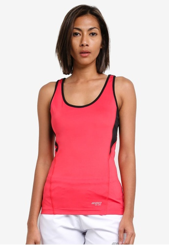 2GO pink Racer Back Tank Top 2G729AA0S5YGMY_1