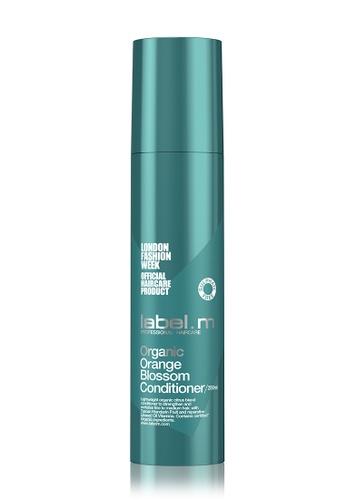 label.m green Organic Orange Blossom Conditioner 200ml LA590BE65CICSG_1