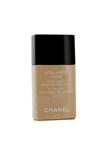 CHANEL CHANEL - Vitalumiere Aqua Ultra Light Skin Perfecting Make Up SPF15 - # 10 Beige 30ml/1oz 50964BED555BCDGS_1