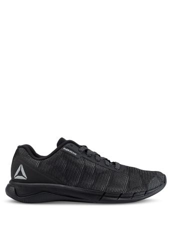 Reebok black Running FSTR Flexweave NT Shoes 7BD1DSH5C1F178GS_1