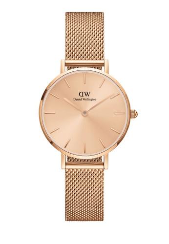 Daniel Wellington gold Petite Unitone 28mm Rose Gold Watch 6F53AAC8AED5E9GS_1