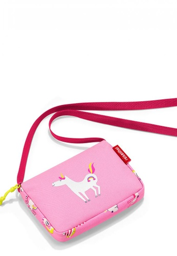 Reisenthel Itbag Kids ABC Friends Pink 1D69BKCD7360A4GS_1