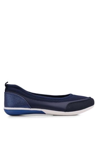 Bata 黑色 質感平底鞋 E8FE7SH5277D1DGS_1