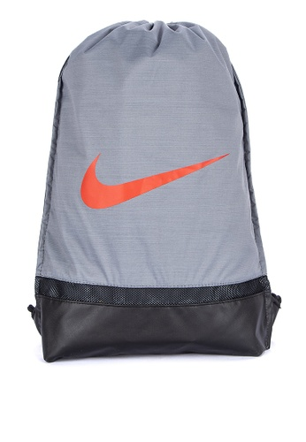 d04479062f Shop Nike Nike Brasilia Training Gymsack Online on ZALORA Philippines