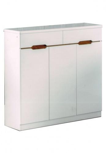 Choice Furniture white Choice Furniture - Sian Shoe Cabinet 2724BHL2DF7B7EGS_1