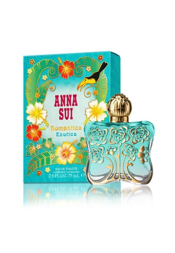 Anna Sui Anna Sui Romantica Exotica Eau de Toilette 75ml E018ABEFE29D4CGS_1