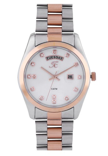 Teiwe Collection gold Moment Watch Teiwe Collection TC-CG2003 Jam Tangan Pria - Stainlles Steel - Gold TE092AC0UXV5ID_1