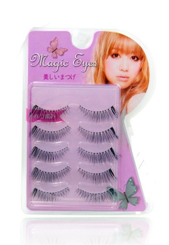 Pretty2u Handmade False Eyelashes A10 PR716BE04ZZVMY_1