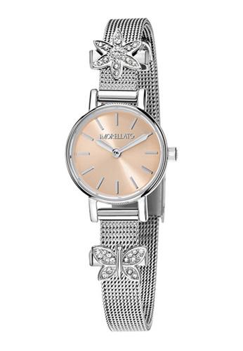Morellato silver Sensazioni Quartz Watch R0153122582 Silver Metal Strap 8ABE6ACB487DC6GS_1