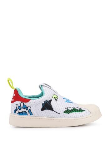 ADIDAS 白色 superstar 360 c primeblue sneakers A7A2FKS28E48BFGS_1