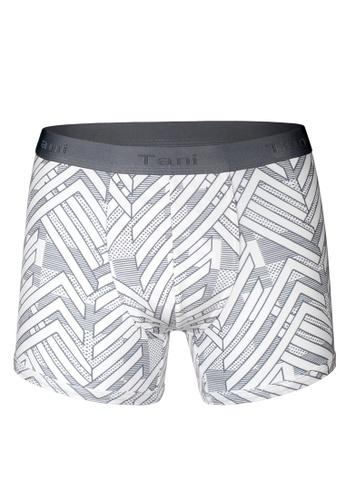 Tani white Tani Men's MicroModal® AIR Boxer Briefs T29211 6508BAA427DA64GS_1