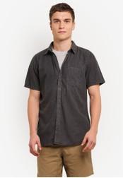 Cotton On black 91 Short Sleeve Shirt CO372AA0S9N0MY_1