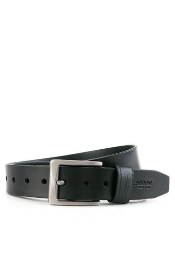 Arrow black Franco CSA49 Belt 72584AC9B7463EGS_1