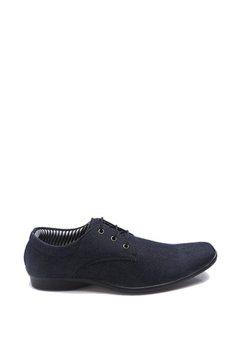 Dr. Kevin black Dr. Kevin Men Casual Shoes 13288 - Black DR982SH0U9JEID_1