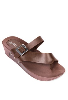 Megan Wedge Slides