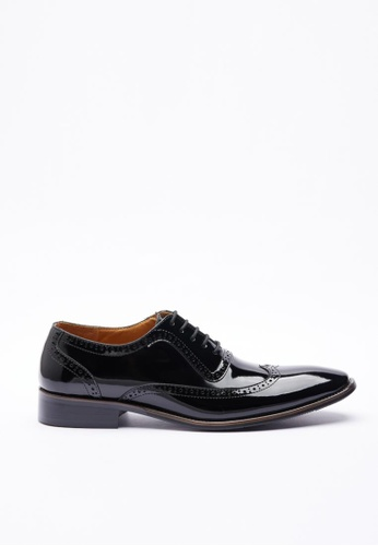 Kings Collection black Bellucci Shoes KI358SH44DGHSG_1